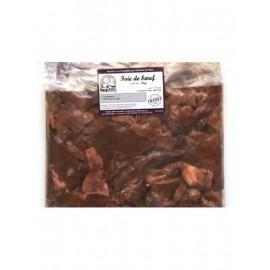 Foie de boeuf 3 kg
