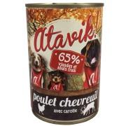 Patée Poulet Chevreuil 400 g